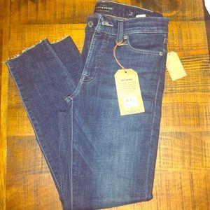 Lucky Brand NWT skinny jeans